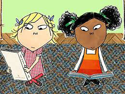 Charlie and Lola: Too Many Big Words