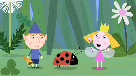 Ben & Holly's Little Kingdom:Big Bad Barry