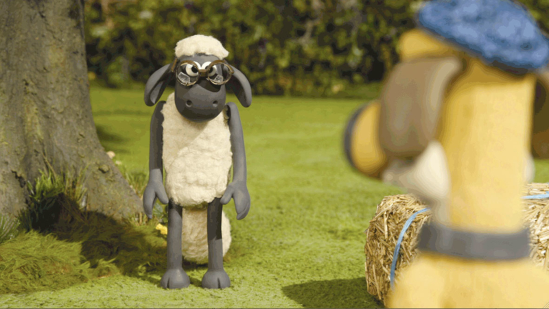 Shaun the Sheep: Ewe've Been Framed