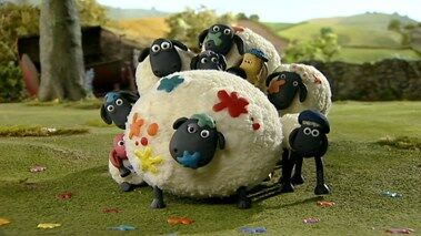 Shaun the Sheep Still Life